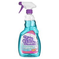 VIOLETA GLASS CLEANING 750ML FRESH