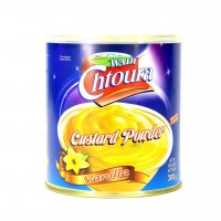 Chtoura Custard Powder Vanilla 340g