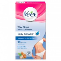 Veet Hair Removal Wax 16 strips