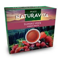 NATURAVITA MAXI BERRIES TEA 120G