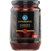 MARMARABIRLIK KALAMATA OLIVES 700G