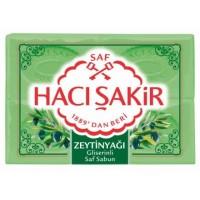 HACI SAKIR OLIVE SOAP 4X125G