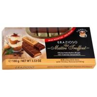 GRAZIOSO CHOCOLATE 100G TIRAMISU