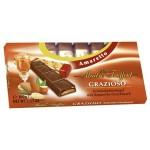 GRAZIOSO CHOCOLATE AMARETTO 100G