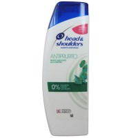 Head & Shoulders Shampoo Antiprurito 400ml