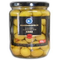 Marmarabirlik Green Olives (with Jalapeno) 700 g
