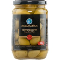 Marmarabirlik Whole Green Olives 700 g