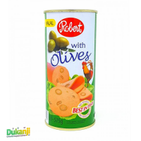 Robert luncheon meat with olives 600g