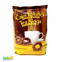 Kras tea rings cocoa coating 350g