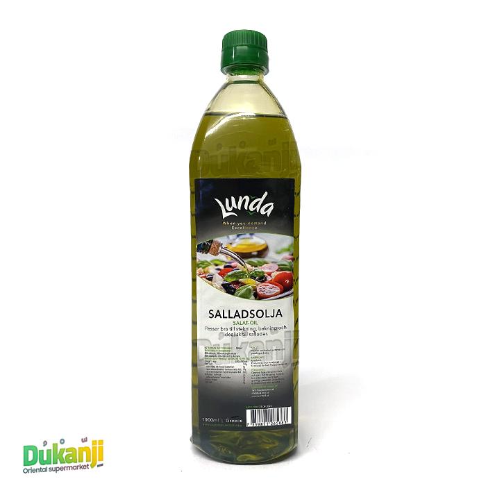 Lunda Salad Oil 1L