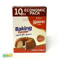 Nawras baking powder 10 pockets