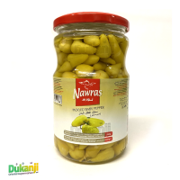 Nawras pickled baby pepper 650g