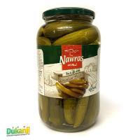 Nawras pickled cucumbers 1,3kg