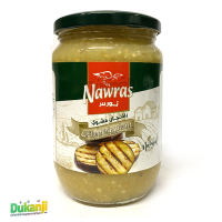 Nawras grilled eggplant 660g