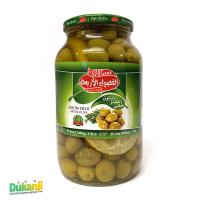 Four Season Aleppo green olives 1300g