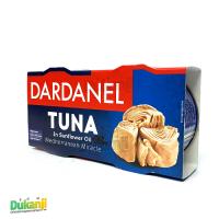 Dardanel tuna in sunflower oil 2x160g