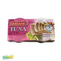Dardanel tuna in water, light 2x160g