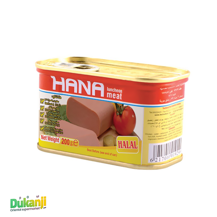 Hana luncheon meat chicken 200g