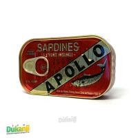 APOLLO Sardine 125G x2
