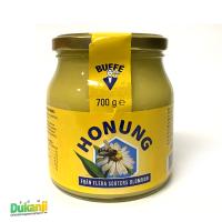 Buffe natural honey 700g