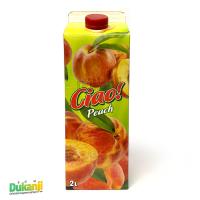 CIAO JUICE Peach 2L