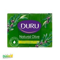 Duru olive soap 4 pack 600g