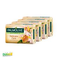 Palmolive soap delicate care almond milk 4*90g
