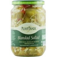 PLIVIT TRADE Mixed Salad 650G