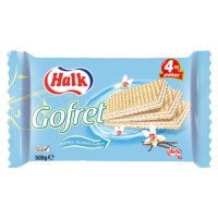 Halk Wafer Vanilla Cream 500 g