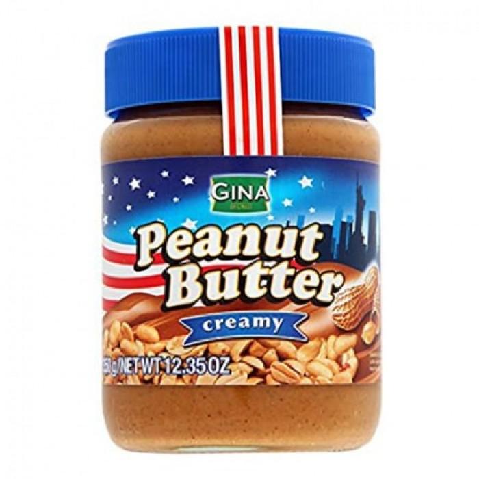GINA Peanut butter CREAMY 350g