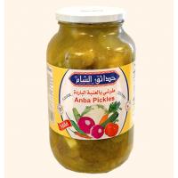 Sham Anba Pickles Mild 1500g