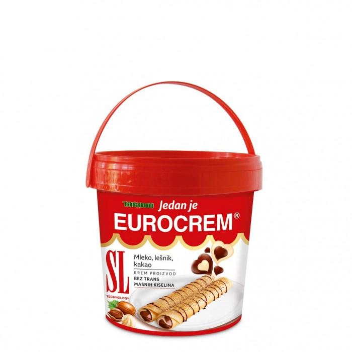 Eurocrem Chocolate/Hazelnut 1kg