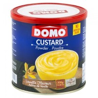 Domo custard powder vanilla 300g