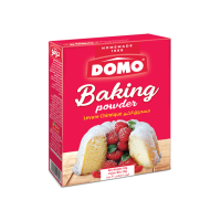 Domo baking powder 3 sachets 30g