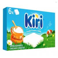 Kiri processed cheese 6 pack 100g