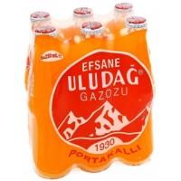 Uludag orange gazoz 6*250ml