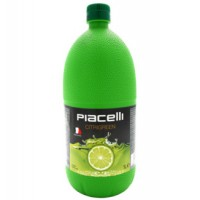 Piacelli lime juice concentrated 1L