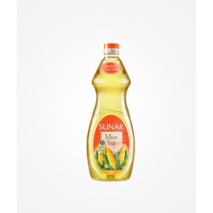 Sunar corn oil 1L