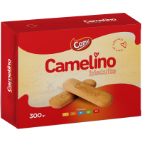 Camel camelino biscuits 300g