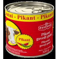 Podravka Ox Goulash Spicy 300 g