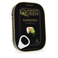 Adriatic Queen Sardines in olive oil 105g