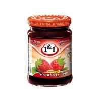 1&1 strawberry jam 340g