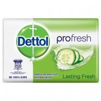 Dettol soap lasting fresh 100g