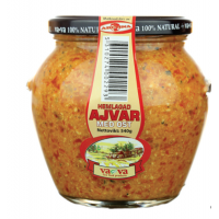 Vava homemade ajvar with cheese 540g
