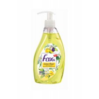 FAX liquid soap lemon 400ml