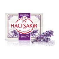 Haci Sakir soap lavander 4*150g