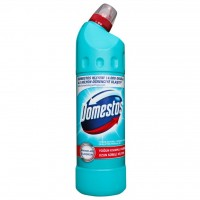 Domestos WC gel bleach strong blue 750ml