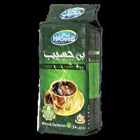 Haseeb Arabic Coffee without cardamom green 500g