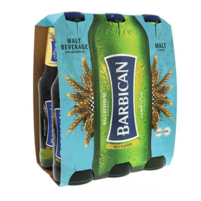 Barbican Malt Non Alcoholic 330ml x6