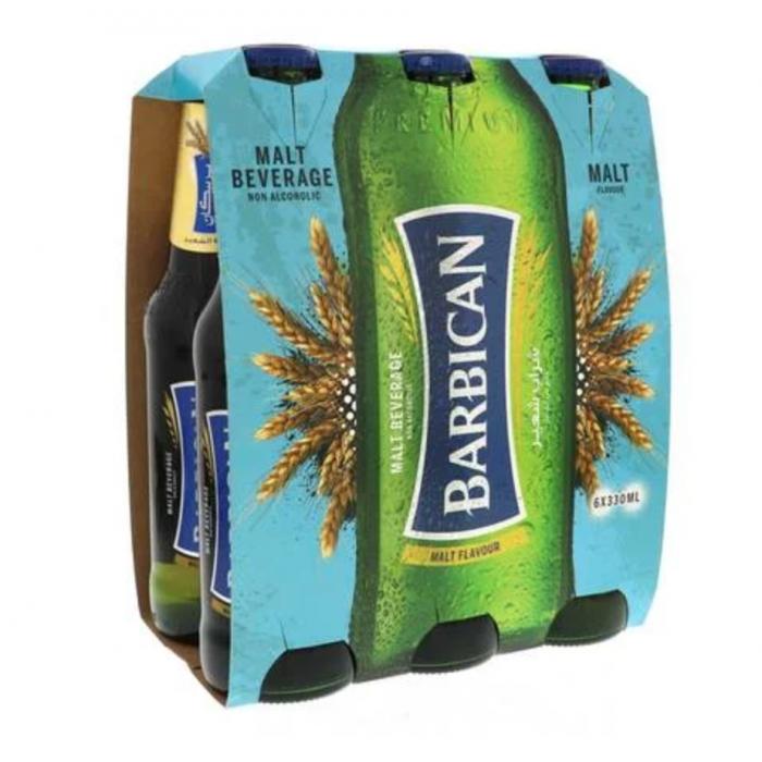 Barbican Malt Non Alcoholic 330ml x6